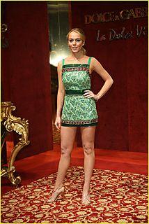 Lindsay too short